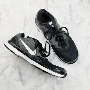 Nike In-season TR 4 Shoes Trainer Black Grey White